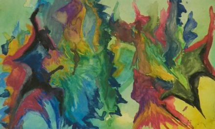 National Alliance Of Mental Illness: Art can help break the silence of mental illness