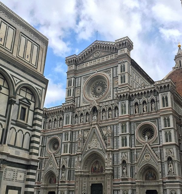 See the history of Florence: Travel log of Italy, part 2 (continued from July 2019)