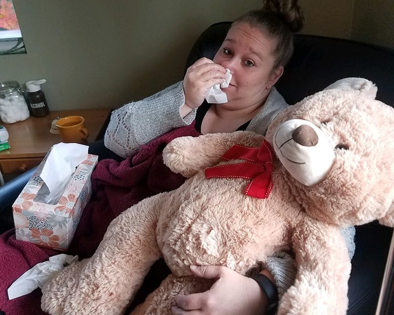 'Tis the season for getting the flu (some thoughts about the flu and flu shots)