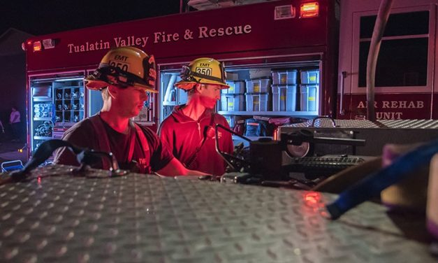 Tualatin Valley Fire & Rescue is Recruiting Volunteers. Visit our open house on Jan. 7th