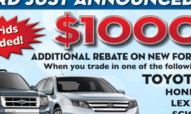Should I choose the rebate or take the special financing? Making the right choice can save you $$$