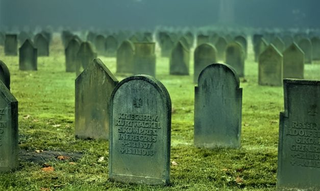 """The dash on a tombstone represents a lifetime: How you live in 2020 will add to your """"dash""""?"""