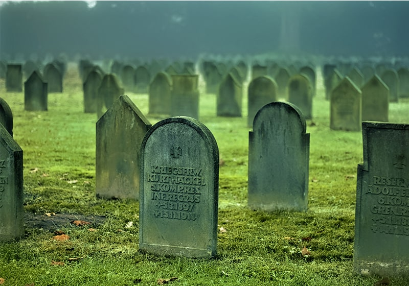"The dash on a tombstone represents a lifetime: How you live in 2020 will add to your ""dash""?"