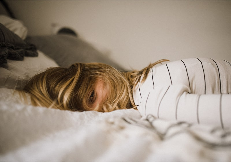 Caregivers need to consider their sleep health Strategies for insomnia