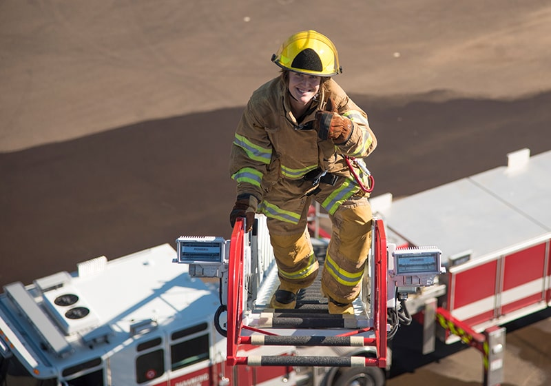 Explore a career in the fire service, TVF&R invites you to join the team