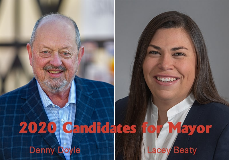 It's Time to Vote for the Next Mayor of Beaverton: Lacey Beaty or Denny Doyle