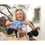 Creating masks for seniors: Sew to Save
