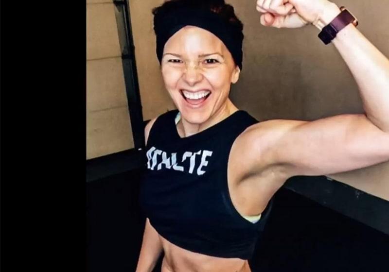 Leading women through fitness Virtually
