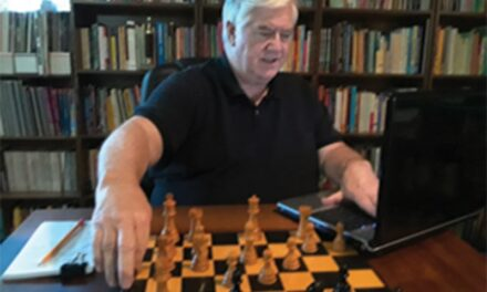 Chess, Kids & the Pandemic, Chess lessons for all ages