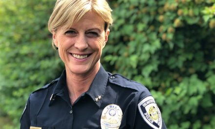 Welcome new police chief – Introducing Chief Ronda Groshong