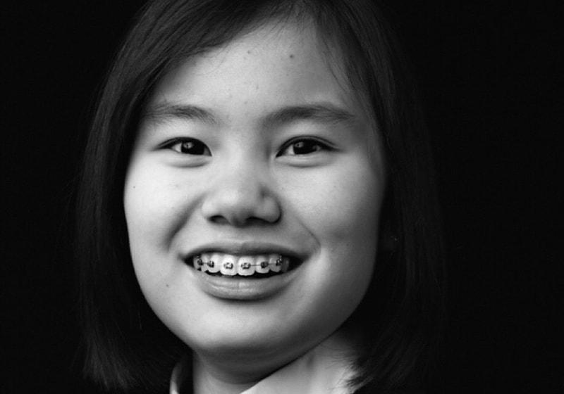 Meet Allison, a very super student! (Thanks to Kumon of South Beaverton)