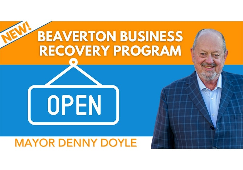 Message from Denny Doyle, Mayoral Candidate