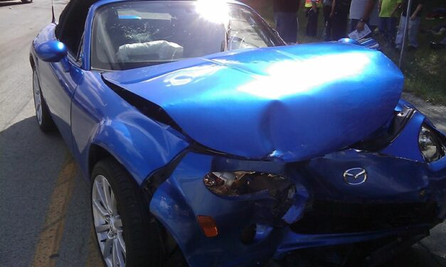It's just a minor accident tips on what you should do