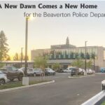 Introducing Beaverton's new Public Safety Center on the corner of Hall and Allen