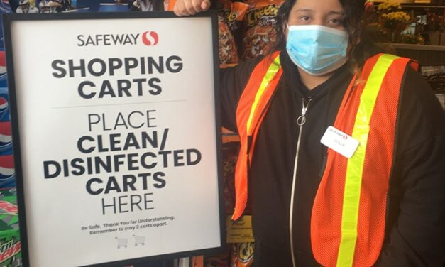 Finding Employment During a Pandemic: Meet Holly, newly employed at a local supermarket