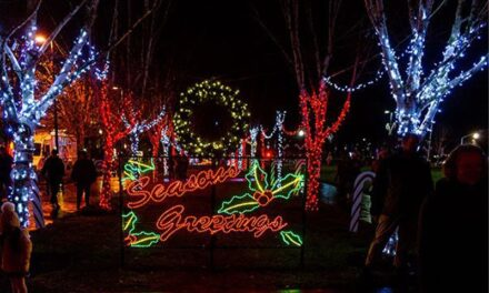 Celebrate the changing of the seasons with Beaverton Winter Lights
