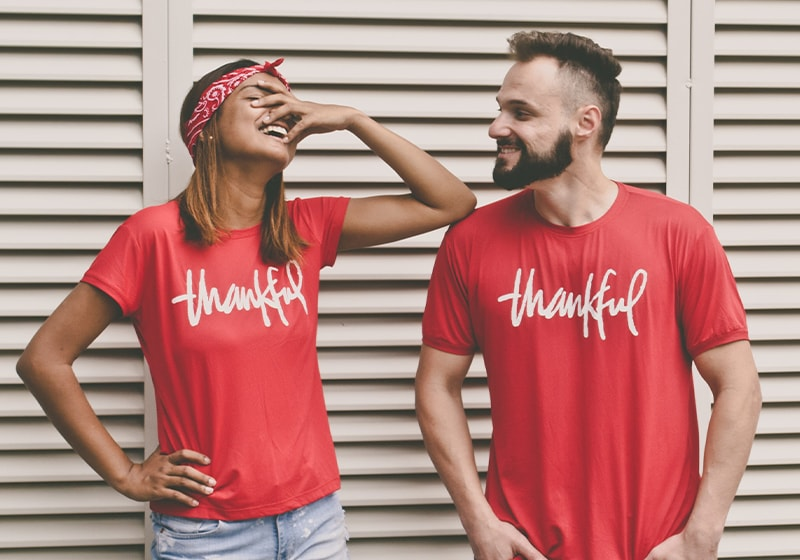 Gratitude is a choice and key to surviving during hard times
