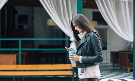 Distracted walking may not be illegal, but it's also *not* a good idea