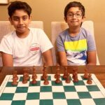 """The Chess Playing """"K"""" Brothers. Super kids learning a super game"""
