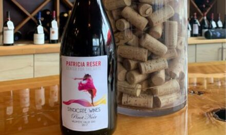 Syndicate Wines Launches Pinot Noir in Support of Patricia Reser Center for the Arts