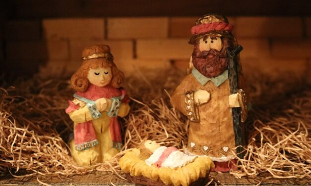 One pastor's prayer for the true story of Christmas: Come in from the cold