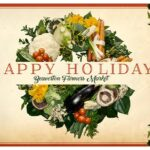 Thank you from the market master: The Winter Market begins in February