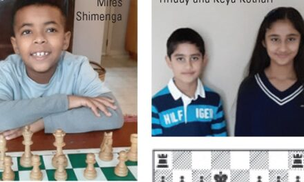 Introducing Keya, Hriday & Miles, Super kids learning a super game