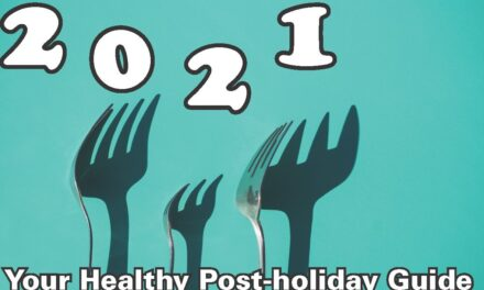 Your healthy post-holiday guide: Start 2021 off right