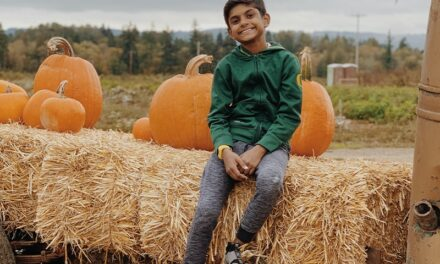 Introducing Milind, a very super student! Thanks to Kumon of South Beaverton