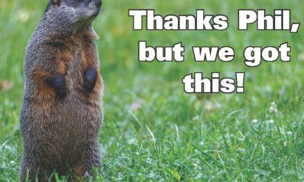 Lovingly Dismissing Groundhogs, Bring it on Punxsutawney Phil!