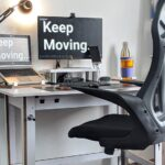 Protect your back and improve posture while working at home with these 8 helpful tips