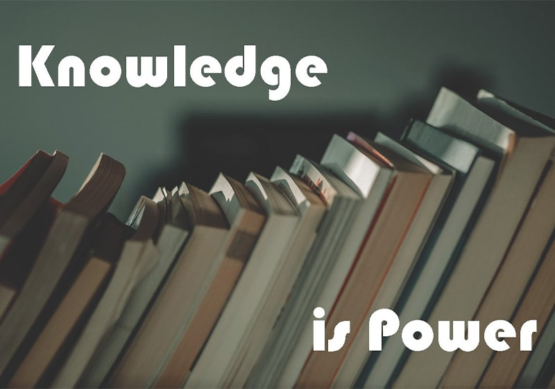 Information is power… ful! It's an old adage, but truer than ever!