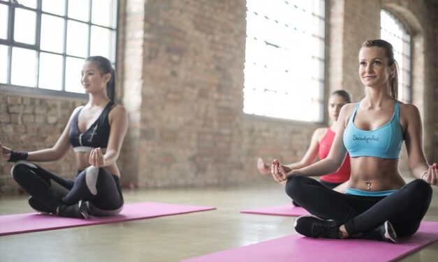 Add something new to your daily exercise routine: 8 Surprising Benefits of Yoga