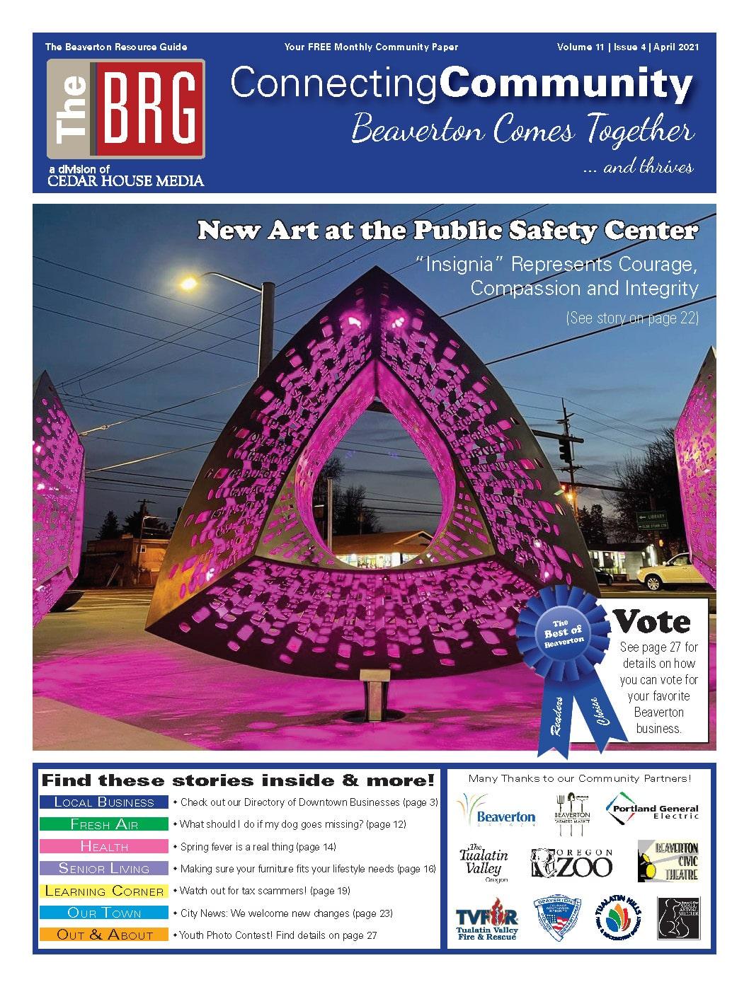 Beaverton Resource Guide April 2021