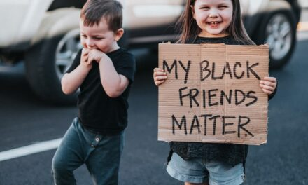 I believe Black Lives Matter: We can and must do more