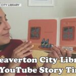 Beaverton City Library's storytime videos are a big hit, Especially for younger kids