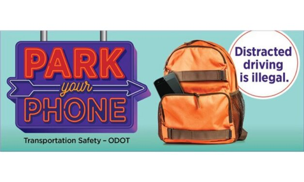 Park Your Phone: A message from ODOT and the Beaverton Police department