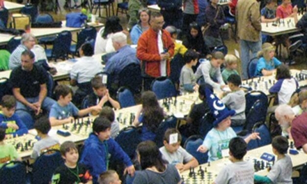 Scholastic Chess and the Lockdown: It's all about the kids!