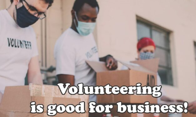 How volunteering can grow your business: Build trust and relationships