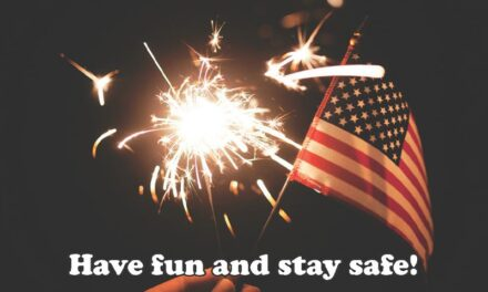 Enjoy summertime fun: Safety First