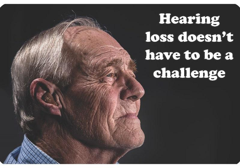 Be patient with family members with hearing loss: Listen well and you may learn something new