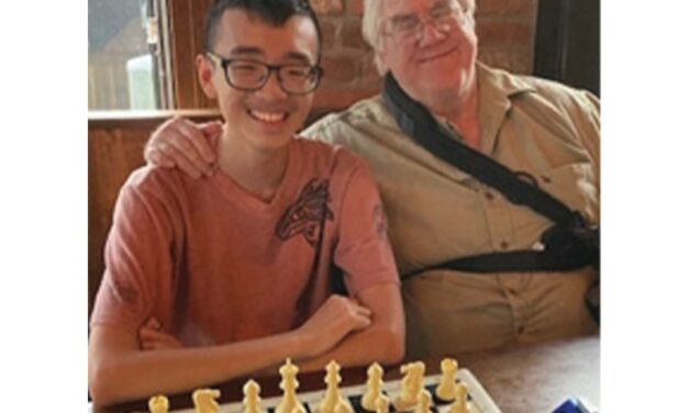 Gavin's chess journey started in the 3rd grade – It's all about the kids!