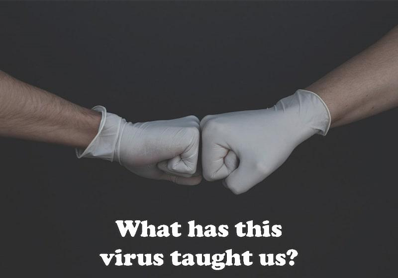 What has carried you through this pandemic? What will you carry forward?