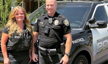 Funding Approved for a Clinician Partner, Beaverton MHRT Officer Selected