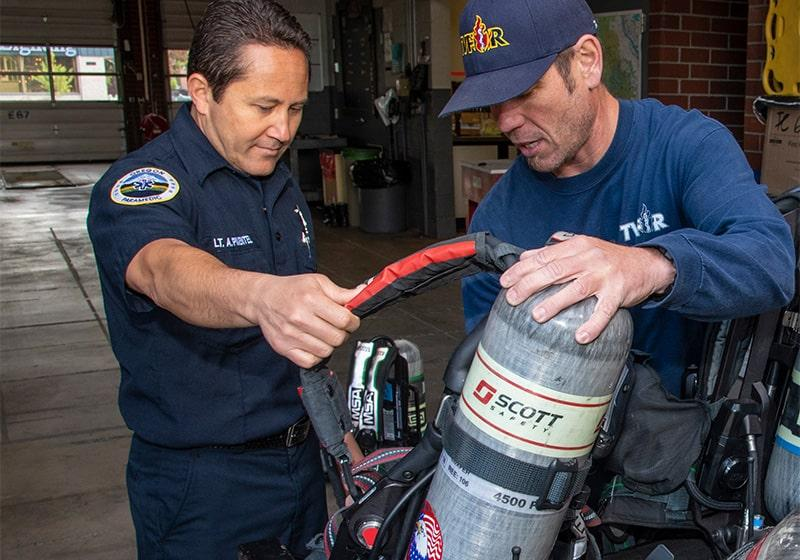 FEMA grant-funded safety gear deployed to firefighters in Washington County