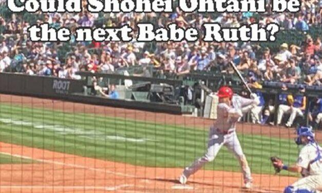 MLB has become very exciting to watch, thanks to two-way phenom, Shohei Ohtani