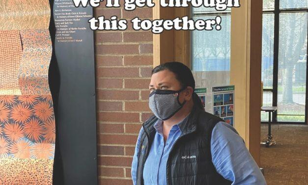It's back-to-school season: Mask up, and we'll get through this together