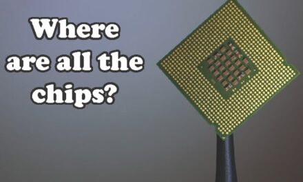 The impact of COVID-19 on the auto industry: The Micro-chip shortage