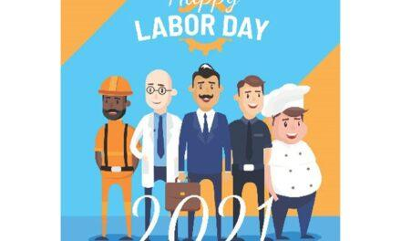 Labor Day is more than just a holiday, let us remember this day's significance