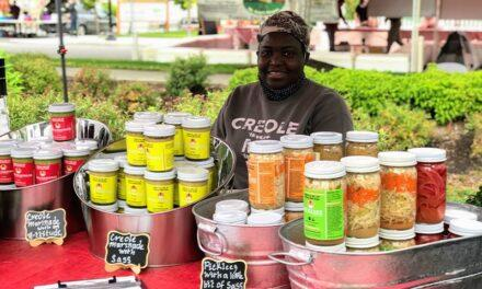 Are you ready for a flavor EXPLOSION? Diverse selection of foods vendors